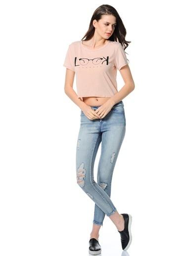 T-Shirt | Crop Top-Only
